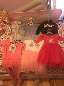 Toddler girls clothes 4t 5t small (5/6)