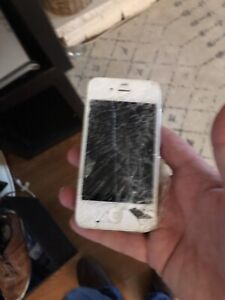 Damaged iPhone 4 or 4S