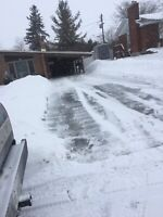 Snow Shovelling  Free Quotes