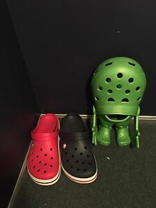 Giant Croc Shoes /Crocman