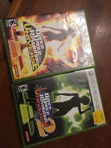 DDR Universe 1et2 + 2 Tapis Xbox360