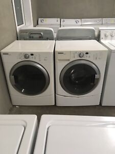Maytag front load washer gas dryer