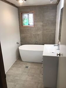 T.L wall & floor tiling Georgetown Newcastle Area Preview
