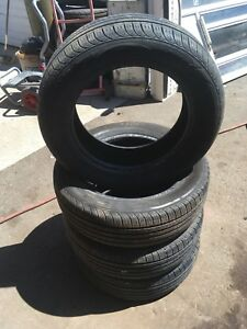 205/60R15 91H - NEXEN N blue ECO - SET OF 4 USED TIRE