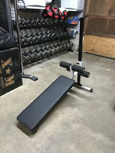 Body Solid Sit Up Bench.  Adjustable