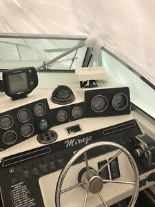 26 foot cabin cruiser