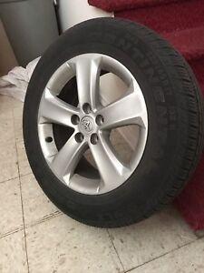 Magg toyota et pneus 225/65R17