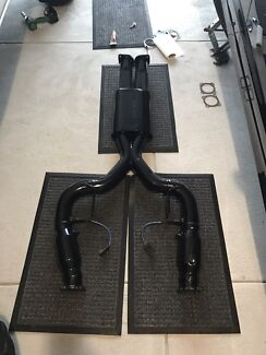 """VE EXHAUST 3"""" X-FORCE SYSTEM"""