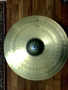Cymbales Ride Sabian HHX Groove 21 pouces