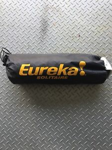 Eureka Solitaire - 1 person tent - used once