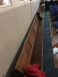 Large church pew for sale Crows Nest North Sydney Area Preview