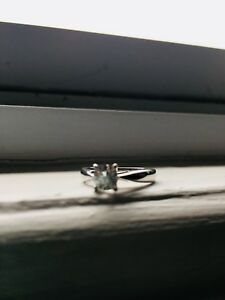 Canadian Diamond Engagement Ring - 0.54ct