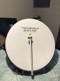 Altech UEC DSD 4121 plus Satellite Dish etc Baldivis Rockingham Area Preview