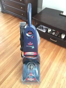 Bissell Vacuum Steam Cleaner & Hand Held Steam Cleaner