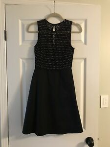 RW&Co size 0 black dress