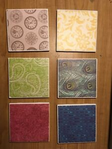 Tile Coasters - $4/set