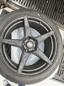 Winter tires and rims $1500 obo