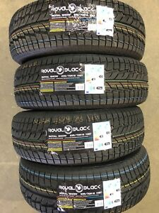 NEW WINTER 235/70/R16 TIRES