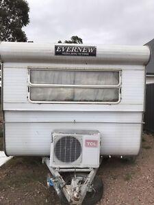 Evernew Caravan for sale