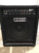Fender Bass Amp Rumble 25 Mitchell Park Marion Area Preview