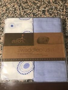 Aden and Anais Swaddle blanket super soft brand new