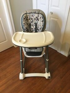 Grace Blossom High Chair