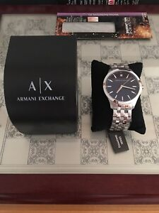 Armani Exchange watch (never used) (real)