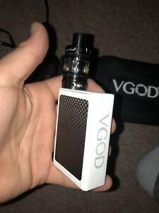 Vgod with 2 tanks and setup!