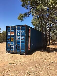 Storage sea container shipping container boat car caravan FIFO Bullsbrook Swan Area Preview