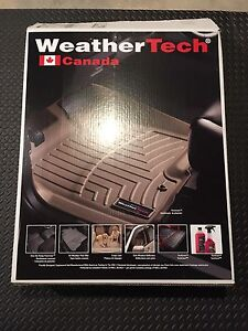 Weathertech 1st & 2nd Row Floor Liners for 2015 Ford Edge