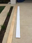 Bullnose pine skirting 8m  of 175mmx20mm pine Woodville West Charles Sturt Area Preview