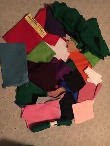 Large Selection of Craft Felt
