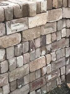 Original bricks  great for feature walls Rockdale Rockdale Area Preview