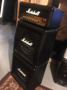 Guitar  (Marshall Stack Amp) Limited Edition*