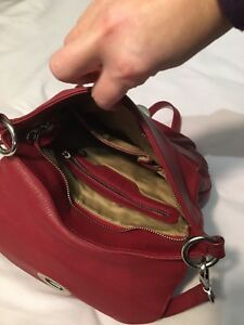 Gently used Payless purse