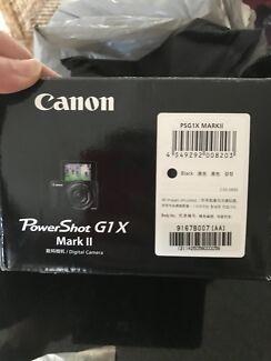 Wanted: Canon Power Shot G1 X Mark II