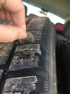 Trail master winter tires