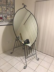 Ornate mirror and stand Munno Para Playford Area Preview