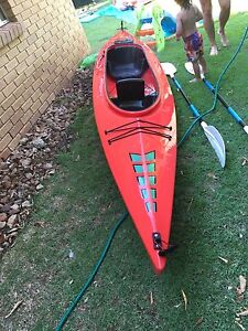 Sprite double / family kayak- with paddles Daisy Hill Logan Area Preview