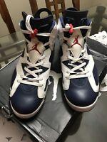 """Air Jordan 6 """" Olympic """""""