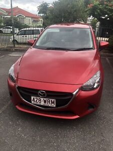 Mazda 2 Maxx Soul Red 2015 Excellent Condition