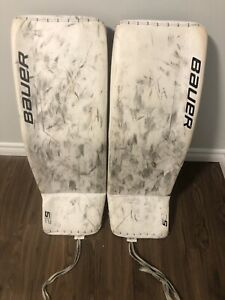 "Goalie pads large  (35"")"