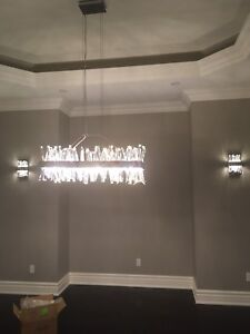 **I Clean Chandeliers **