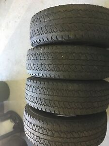 Truck tires - firestone destination A/T 265/70R17
