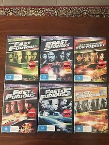 Fast & Furious DVDS Bethania Logan Area Preview