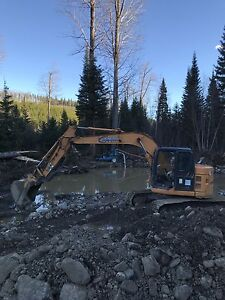 2011 Excavator , track hoe, for sale located Quesnel B.C.