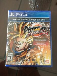 PS4 BNIB Dragonball Fighterz