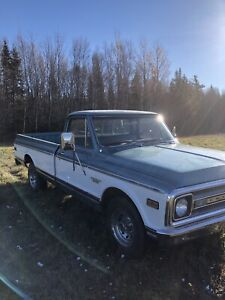 1969 chevrolet BARN FIND all original