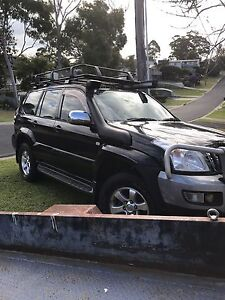 2003 Toyota Land Cruiser prado 120 series diesel Tuross Head Eurobodalla Area Preview