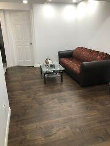 1 bedroom for rent in 2 bedroom basement